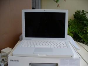 il mio prima e spettacolare macbook